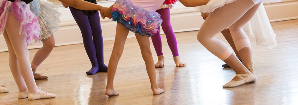 Atascadero Ballet lessons - Miss Matisse Dance