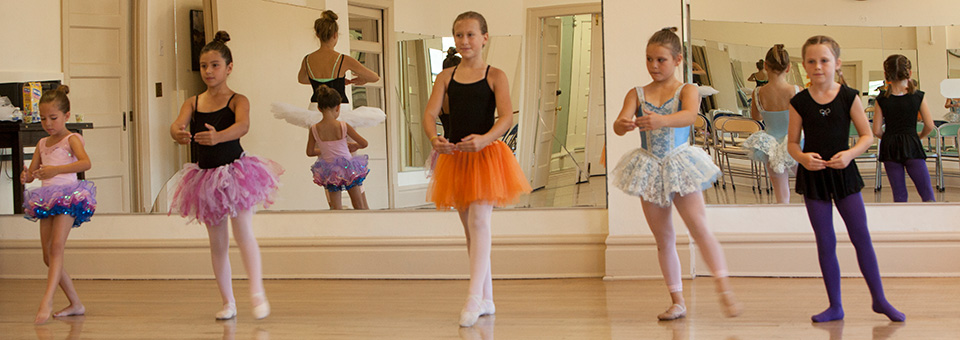 Atascadero Ballet Classes - Miss Matisse Dance
