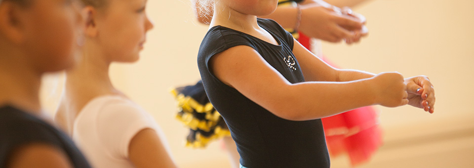 Atascadero Ballet Studio - Classes for little kids - Miss Matisse Dance